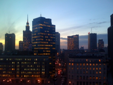 Warsaw, the City 2011